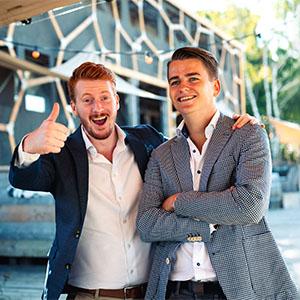 Rick & Geert